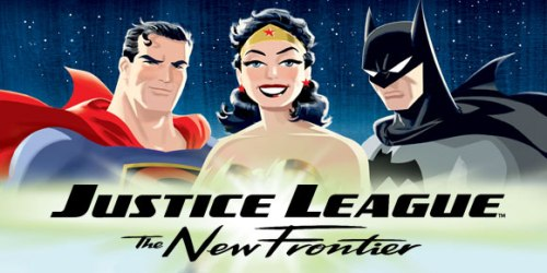justice league new frotier.