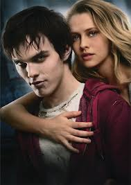 I'll try not to gush about how gorgeous Nick Hoult is. No promises.
