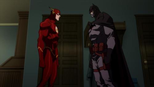 Justice-League-The-Flashpoint-Paradox flash batman