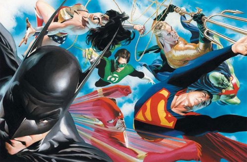 Alex ross DC